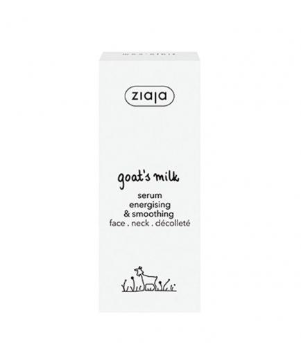 Ziaja - Serum Energising and Smoothing with Goat's Milk