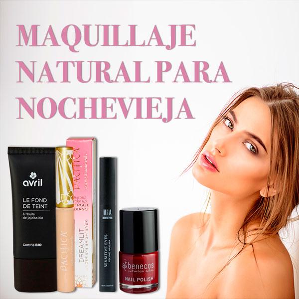 7053f020f Maquillaje natural para triunfar en Nochevieja 2018